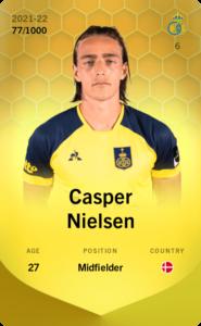 カスパー・ニールセンのリミテッドカード