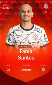 Fábio Santos_rarecard